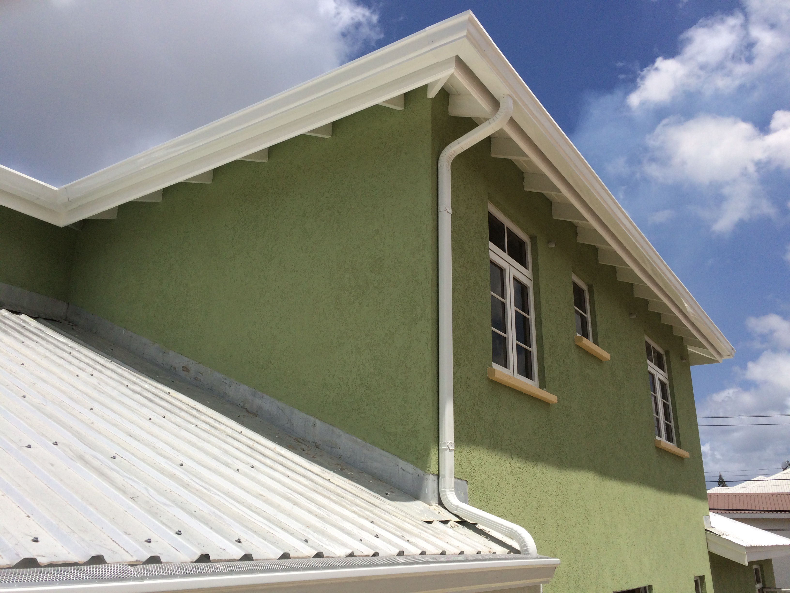 Eave Gutters Brc West Indies